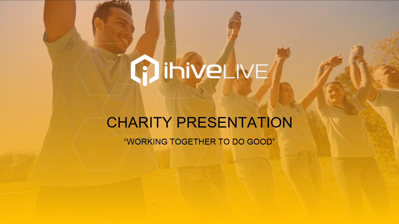 Charities Presentation - Front Image